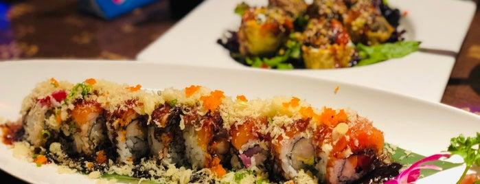 Kai's Sushi & Grill is one of สถานที่ที่ Jonathan ถูกใจ.
