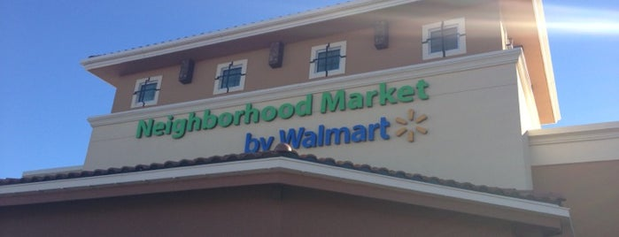 Walmart Neighborhood Market is one of Orte, die Francisco gefallen.