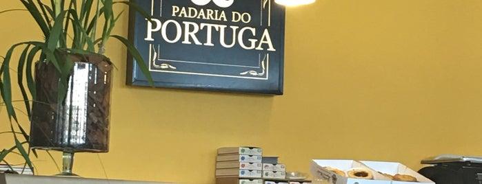 Padaria do Portuga is one of Tempat yang Disukai Marise.