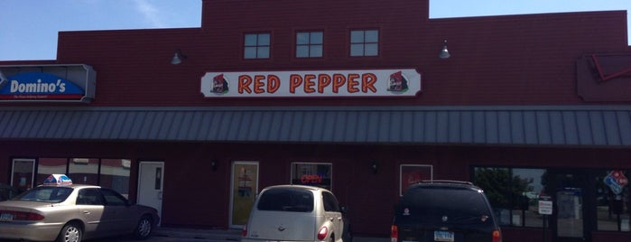 Red Pepper is one of Welcome to the Red River Valley!.