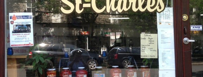 Cafe st-charles is one of tmp.