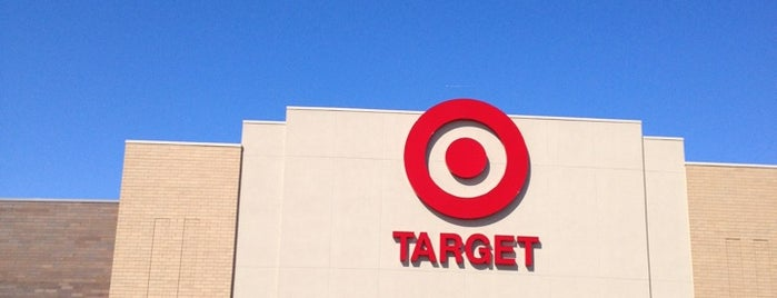 Target is one of Locais curtidos por Mackenzie.