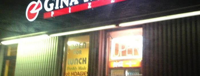 Gina Maria's Pizza is one of #ministerapproved.