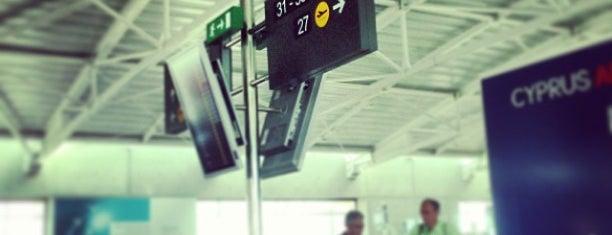 Larnaca International Airport (LCA) is one of Airports (around the world).