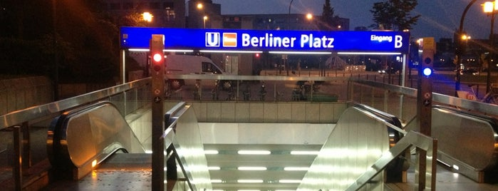 Berliner Platz is one of Best of Essen.