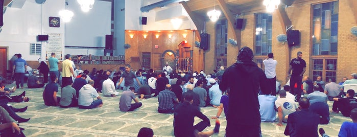 Islamic Center Of Chicago is one of Masjids around the US.