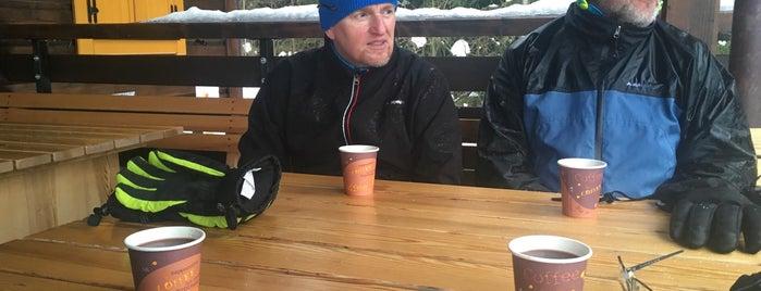 Ski Areál Kyčerka is one of MTB v Česku.