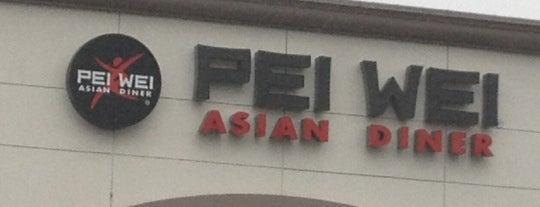 Pei Wei is one of Lunch spots.