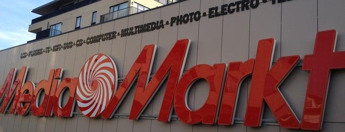MediaMarkt is one of Hiltonさんのお気に入りスポット.