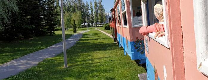 Gezi Treni is one of Orte, die Berkan gefallen.