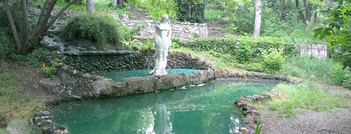 Japon Bahçesi is one of eses.