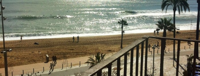 La Barceloneta is one of Mediterranean Excursion.