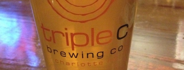 Triple C Brewing Company is one of Breweries I've been to.