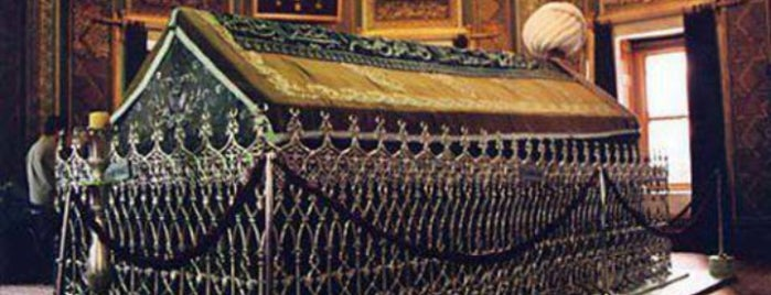 Fatih Sultan Mehmed Han Türbesi is one of Lugares guardados de Gizemli.