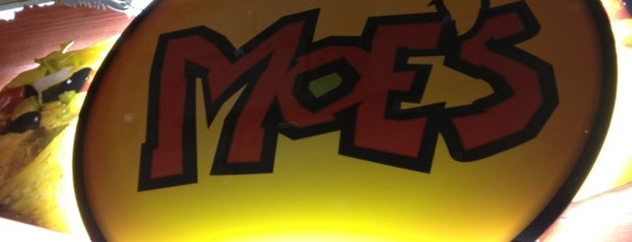 Moe's is one of Mangia-a-are!.