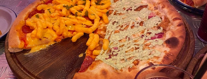 Krang Pizza is one of Вкусные заведения.
