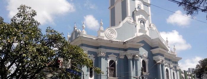 Igreja Matriz do Espinheiro is one of Locais curtidos por Stefani.