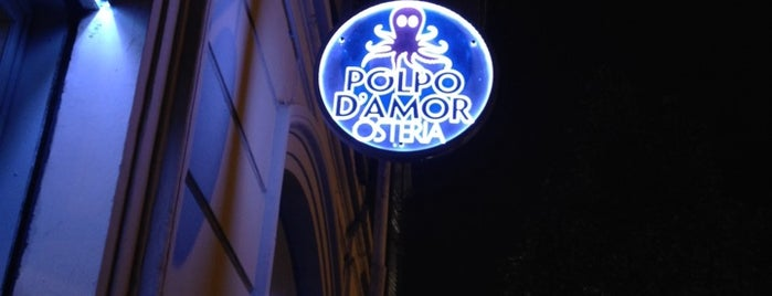 Osteria Polpo d'Amor is one of Turin.