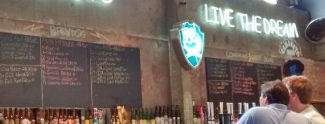 BrewDog São Paulo is one of Craft Beers (Cervejas Artesanais).