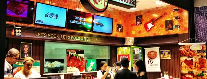 Rock & Ribs Steakhouse is one of Lugares guardados de AleXXXandre.