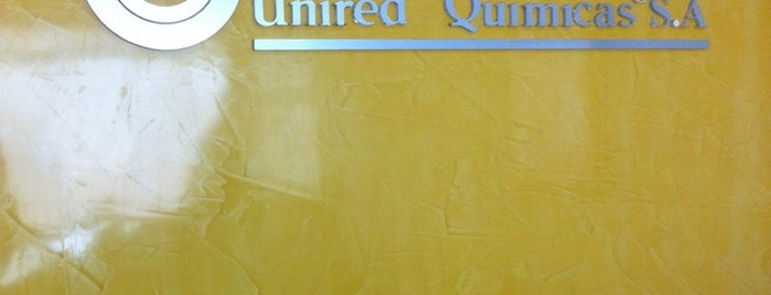 unired quimicas is one of Empresas.