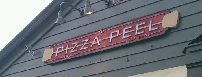 The Pizza Peel and Tap Room is one of #visitUS in Charlotte, NC!.