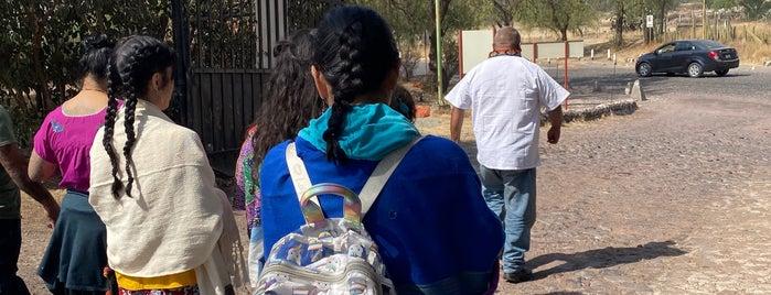 """Circuito Zona Arqueológica """"TEOTIHUACÁN"""" is one of CDMX e Oaxaca."""