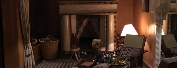 Riad Jardin Secret Hotel is one of First Morocco Visit (Fall 2017).