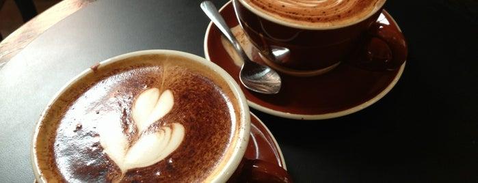 Stumptown Coffee Roasters is one of Manhattan.