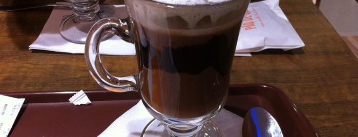 McCafé is one of Cafés.