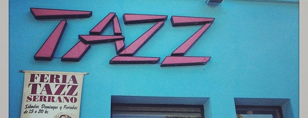 Tazz is one of RESTO & BAR.