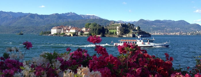 Isole Borromee is one of Top 10 favorites places in Stresa.