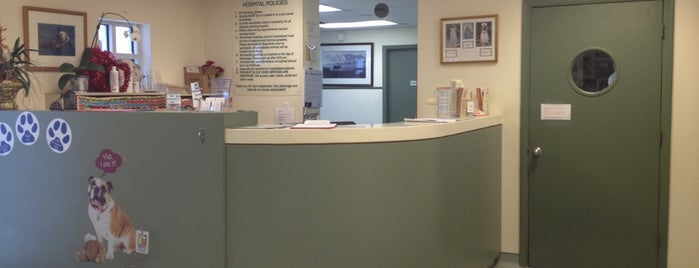 Coral Gables Animal Hospital is one of Tempat yang Disukai 💫Coco.