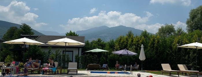 Çayır Çimen Tatil Evleri is one of Butik Otel.