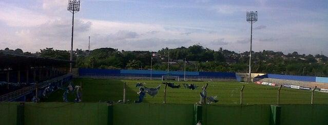 Stadion Persiba Balikpapan is one of Windaさんのお気に入りスポット.