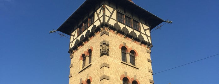 Altes Feuerwehrhaus Süd is one of Posti che sono piaciuti a Sven.