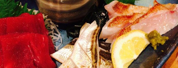 居酒屋  わったい菜 is one of Lugares favoritos de Teppan.