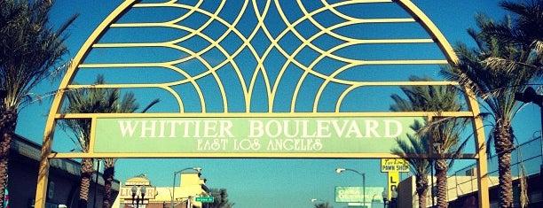 East Los Angeles is one of Los Angeles.
