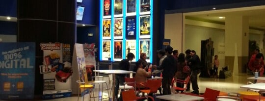 Cinépolis is one of Mis Sitios Favoritos.