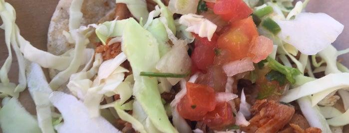 Sky's Gourmet Taco Truck is one of Vegan LA.