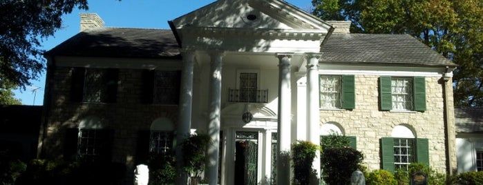 Graceland is one of 101 Places to Take Your Family in the U.S..