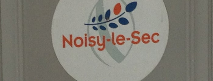 Noisy-le-Sec is one of j'ai été.