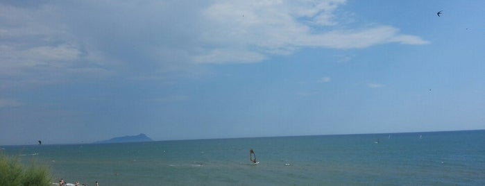 Lido di Latina is one of Italy 2.