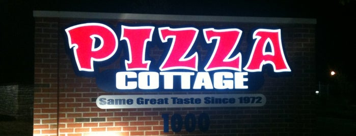 Pizza Cottage is one of Heather 님이 좋아한 장소.