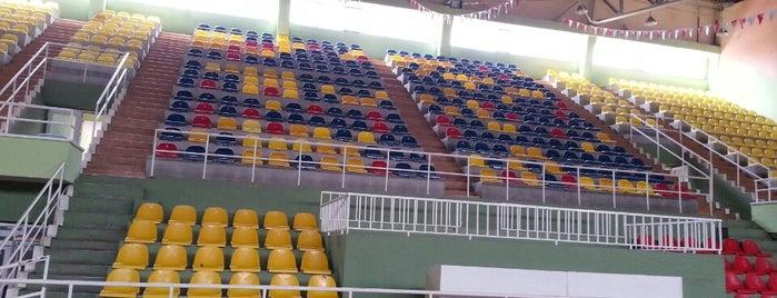 ÇBSK Arena   Çorlu Belediyesi Kapalı Spor Salonu is one of Posti che sono piaciuti a Merve.