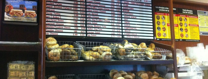 Bagels & Schmear is one of Bagel Shop in NY.