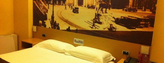 Hotel La Spezia is one of NABA WeMap.