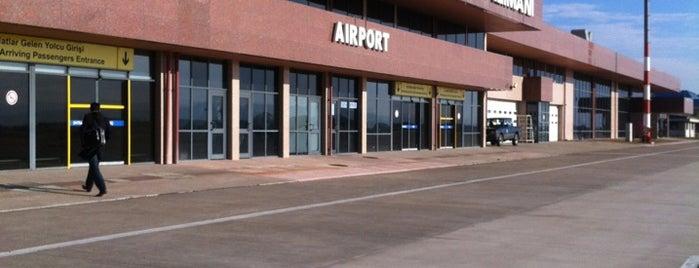 Bursa Yenişehir Havalimanı (YEI) is one of Airports in Turkey.