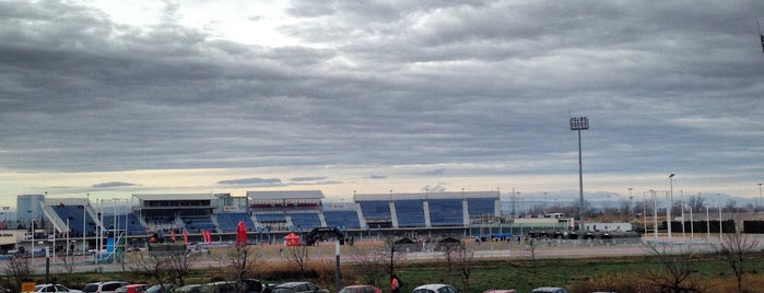 Estadio de Atletismo is one of Daniel 님이 좋아한 장소.