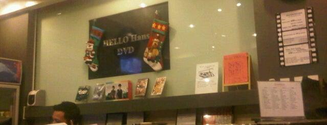 Hello Hans DVD Movie House is one of Tempat yang Disukai Rainbow.